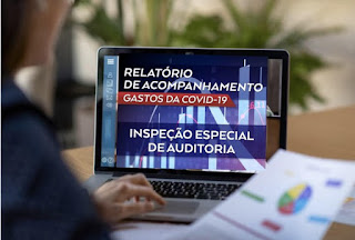 Pandemia: TCE alerta governo por aplicar apenas 2,3% de R$ 96 milhões liberados pela União, e pede explicações