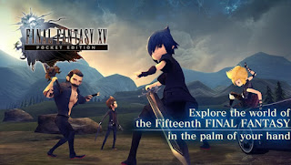 Final Fantasy Xv Pocket Edition Mod Apk Offline (Full Unlocked)
