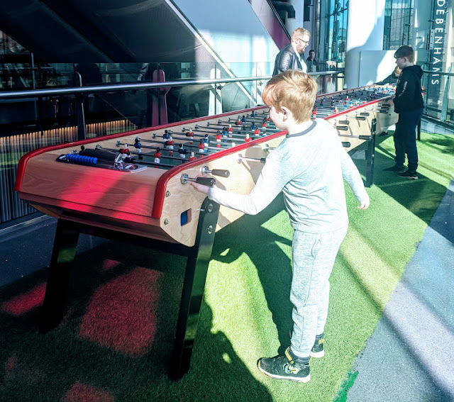 5 Days Out for Tweens and Teens at The Gate, Newcastle  - Free Giant Games