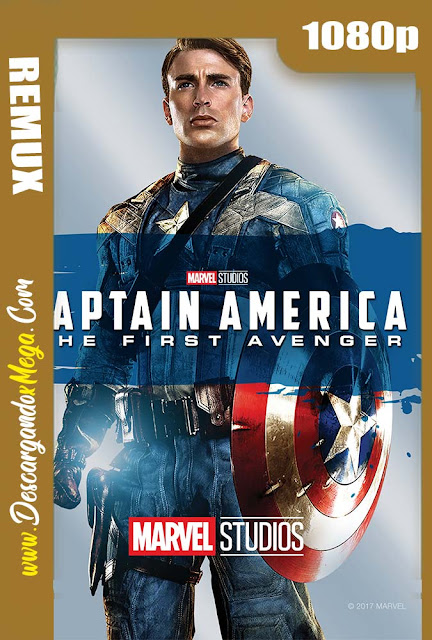 Captain America The First Avenger (2011) BDREMUX 1080p Latino