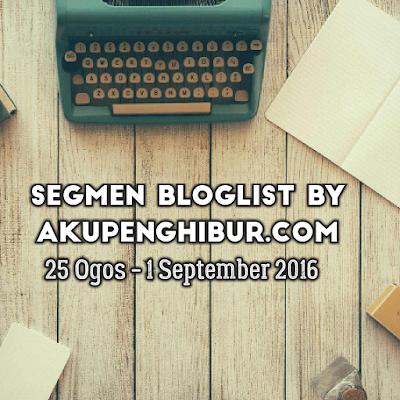 Segmen Bloglist By Akupenghibur.com