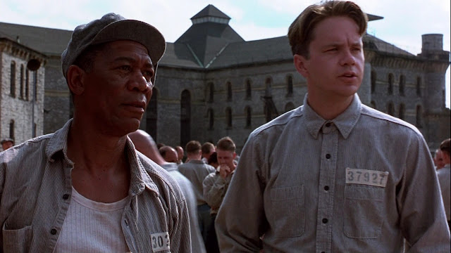 Top grossing movie of all time The Shawshank Redemption (1994)