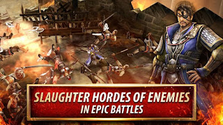 Game Dynasty Warriors:Unleashed V1.0.0.5 Apk1