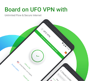 UFO VPN – Premium Proxy Unlimited & VPN Master v2.2.2 APK