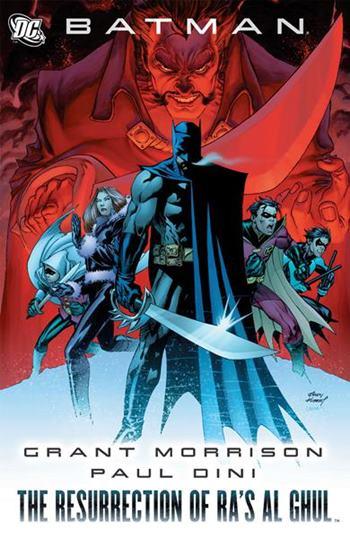 La etapa de Grant Morrison es uno de los mejores cómics de Batman