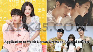 Application to Watch Korean Drama on Android