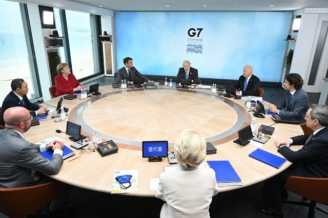 G7 Cornwall: A valuable meeting of minds - or just another Political Junket ..? Analysis