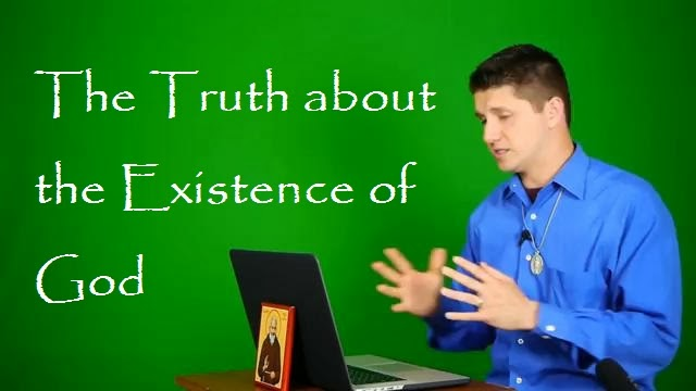 Explaining how we can prove that God exists - http://truefaith.tv/