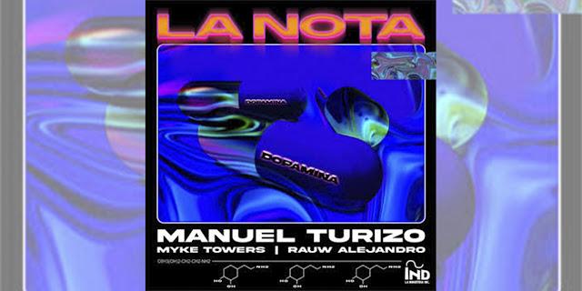 Manuel Turizo vuelve a ser número 1 de radio en México