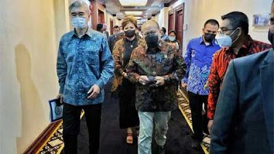 Selain Latihan Militer, Ketua DPD RI Berharap Indonesia-AS Tingkatkan Kerja Sama Alutsista