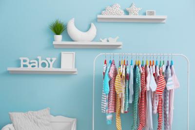 Tips Aman Untuk Mencuci Pakaian Bayi