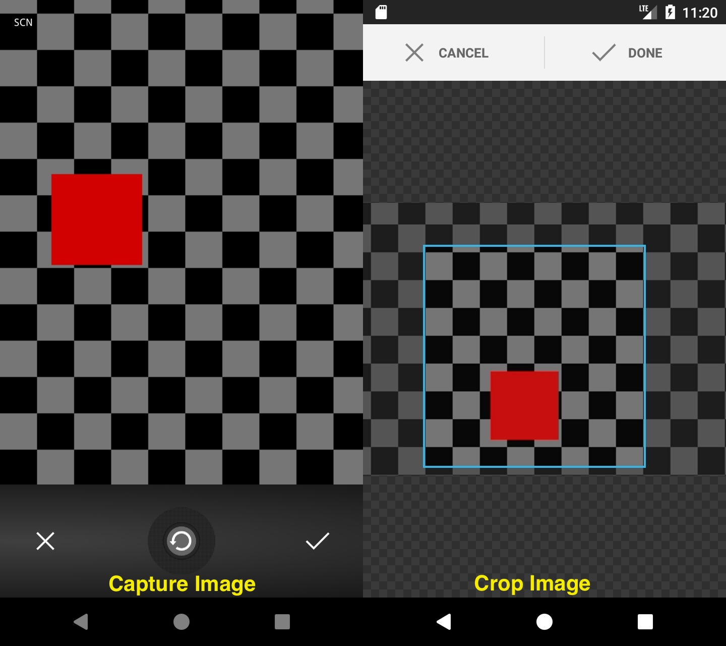 How to crop image in Ionic 2 | Ionic 3 | Ionic 4 | All In