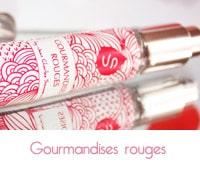 Gourmandises rouges  Sevessence