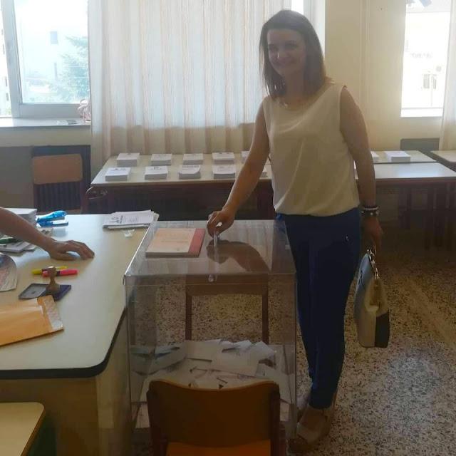 Γιάννενα: Μαρία Κεφάλα....Ψηφίζουμε Για Μία Ισχυρή Ανάπτυξη Και Αυτοδύναμη Ελλάδα!