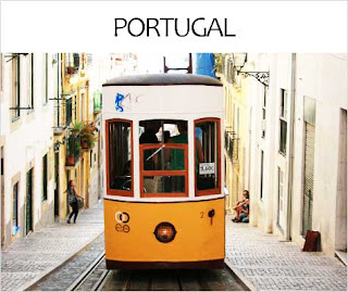 My Travel Background : Voyage Europe Portugal