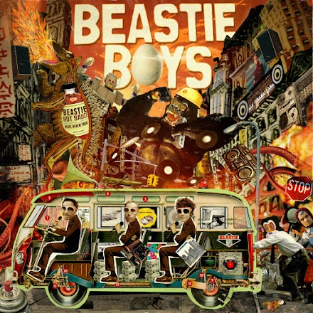 The Beastie Boys Wow! Wow! Wow! Remix Tape 1 & 2