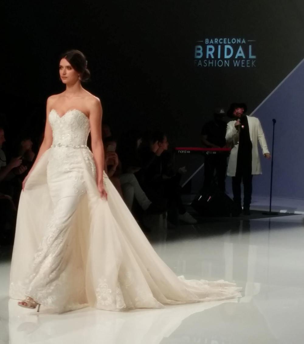 Barcelona Bridal Fashion Week 2016