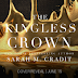 Cover Reveal -  The Kingless Crown by Sarah M. Cradit