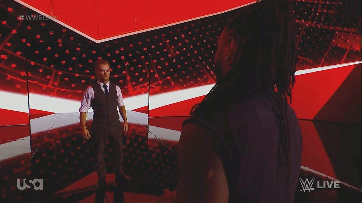 Drake Maverick retorna para o WWE RAW