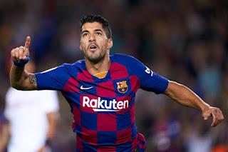 Barcelona striker back and ready for la-liga after 147 days injured