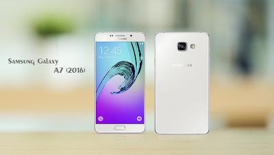 Spesifikasi Samsung Galaxy A7 2016