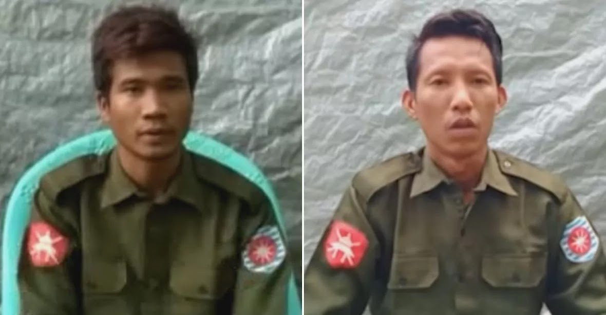2 Myanmar Soldiers Confess To The Mass Killing And Rapes Of Rohingya Men, Women And Children, And Are Now Facing War Crimes Charges