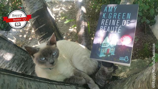 Reine de beauté Amy K. Green avis chronique livre addict happymanda