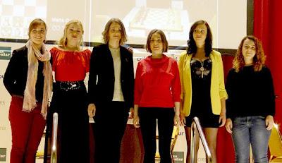 Women Chess Stars