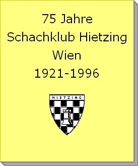 Folleto del 75 Aniversario del SK Hietzing