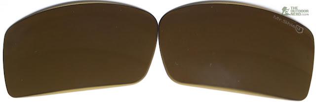 Walleva Mr. Shield Lenses -- Testing 1
