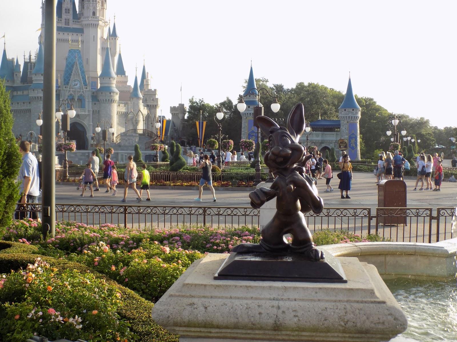 From Disneyland Paris To Walt Disney World Some Reflections Added