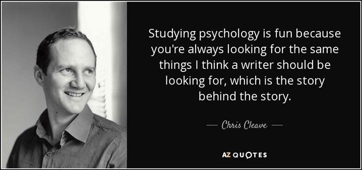 study psychology