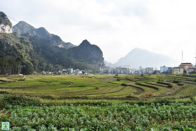 Dong Van, loop de Ha Giang