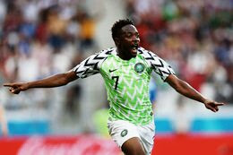 Super Eagles World Cup star Ahmed Musa scores again