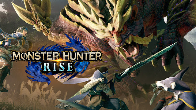 My First 30 Days with Monster Hunter Rise