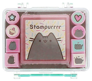 pusheen stamps