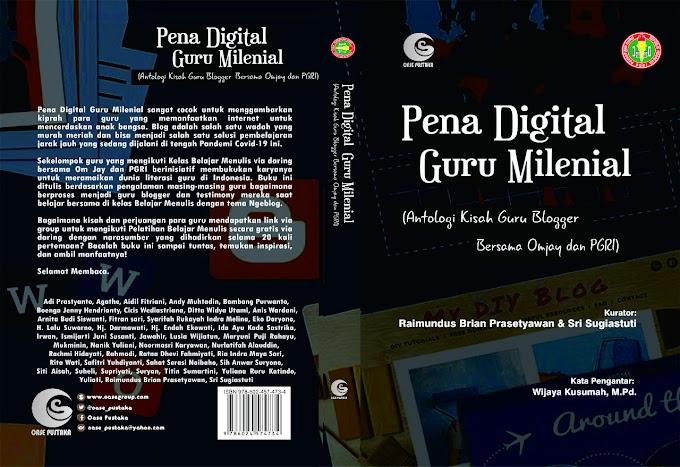 PENA DIGITAL GURU MILENIAL
