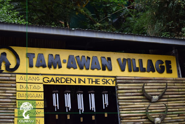 how to go to tam-awan village baguio