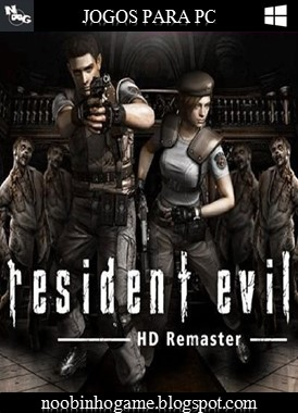 Download Resident Evil HD Remasterizado PC