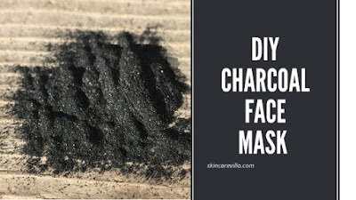 DIY Activated Charcoal Face Masks for Each Skin Type