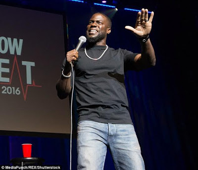 Kevin Hart is the highest-paid comedians of 2016 - Forbes