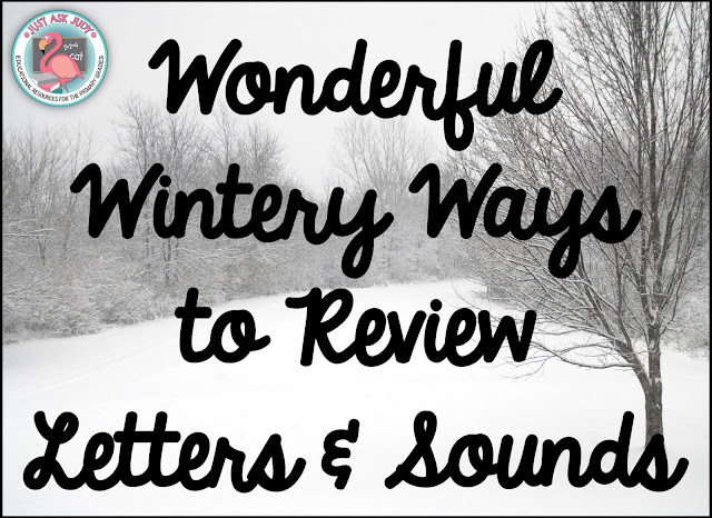 Check out this post for free printable winter hat letter and number cards, perfect for preschool and kindergarten, along with links to other resources.