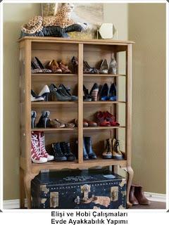 Dekorasyon - Ayakkabılık Modelleri 8