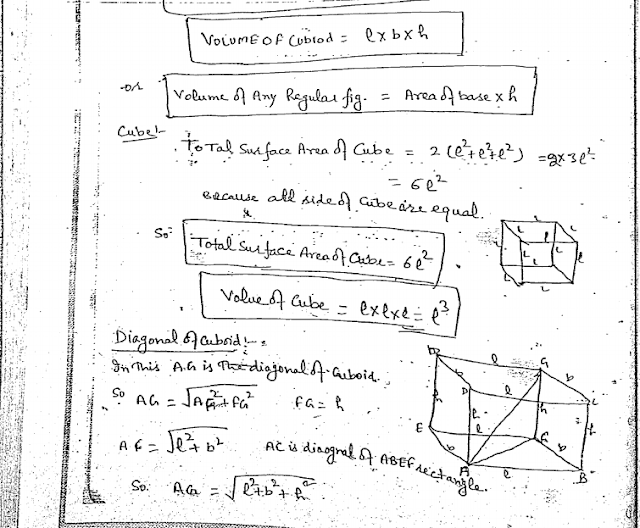 Download Maths Classroom Notes for SSC CGL Maths by S.S Bharti (One of the best Maths Faculty in Delhi)