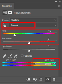 cara menghapus layar hijau green screen di photoshop