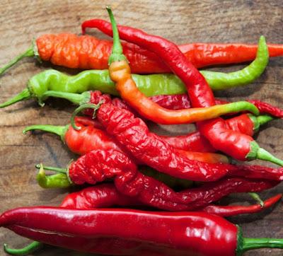 5 Jenis Cabe yang Ada di Pasaran. Beda-beda Takaran Pedasnya, Jangan Asal Campur ke Masakan