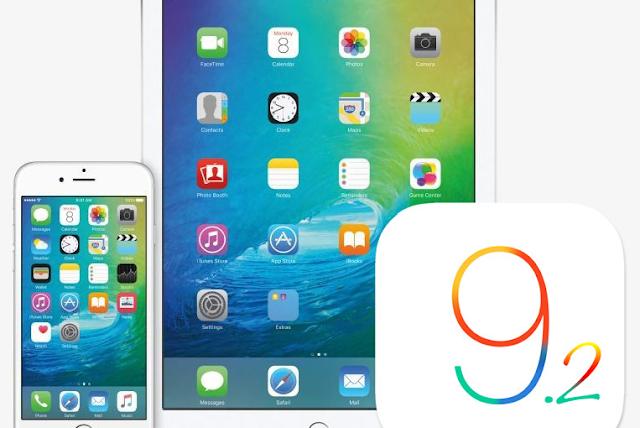 iOS 9.2 Hataları