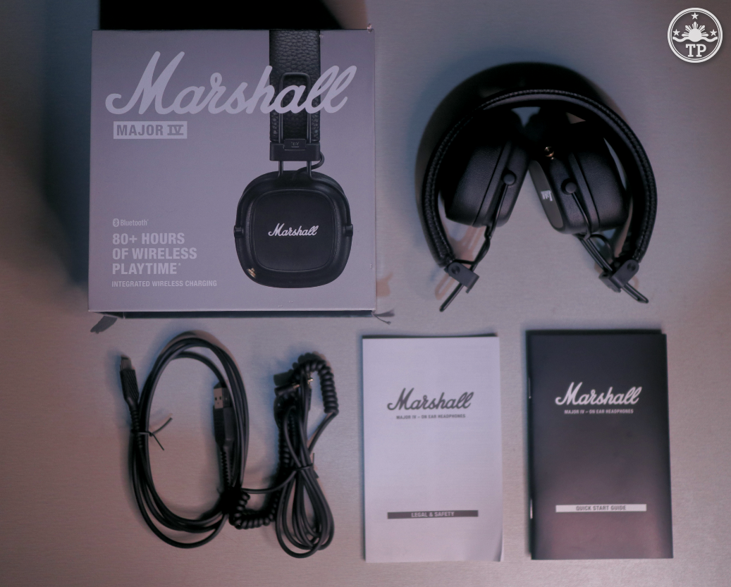 Marshall Major IV Unboxing
