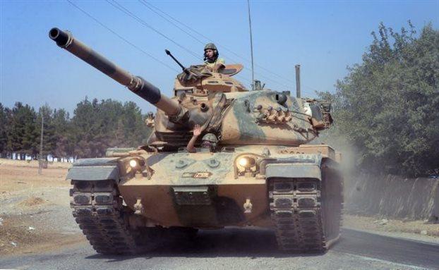 Η τουρκική εισβολή αντανακλά τις μεταβαλλόμενες συμμαχίες στη Συρία
