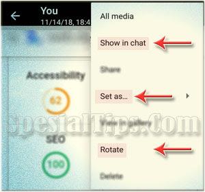 WhatsApp Hadirkan 3 Fitur Baru Di Media Foto
